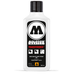 Bouteille vide Molotow Transformer | 250ml