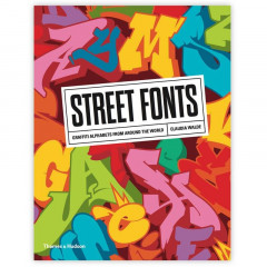 Street Fonts - Alphabets Graffiti