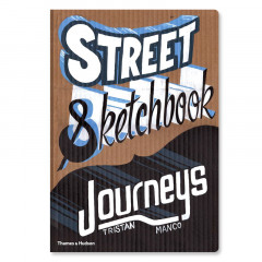 Livre Street Sketchbook Journeys