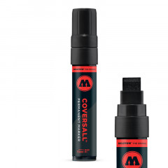 Marqueur permanent noir Molotow Masterpiece 15mm long | 660PI