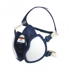 Masque de protection respiratoire A2P3 | 3M 4255