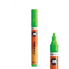 Feutre peinture fluorescente Molotow One4All 4mm | 227HS