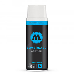 Bombe de peinture Molotow Coversall Water-Based 400ml